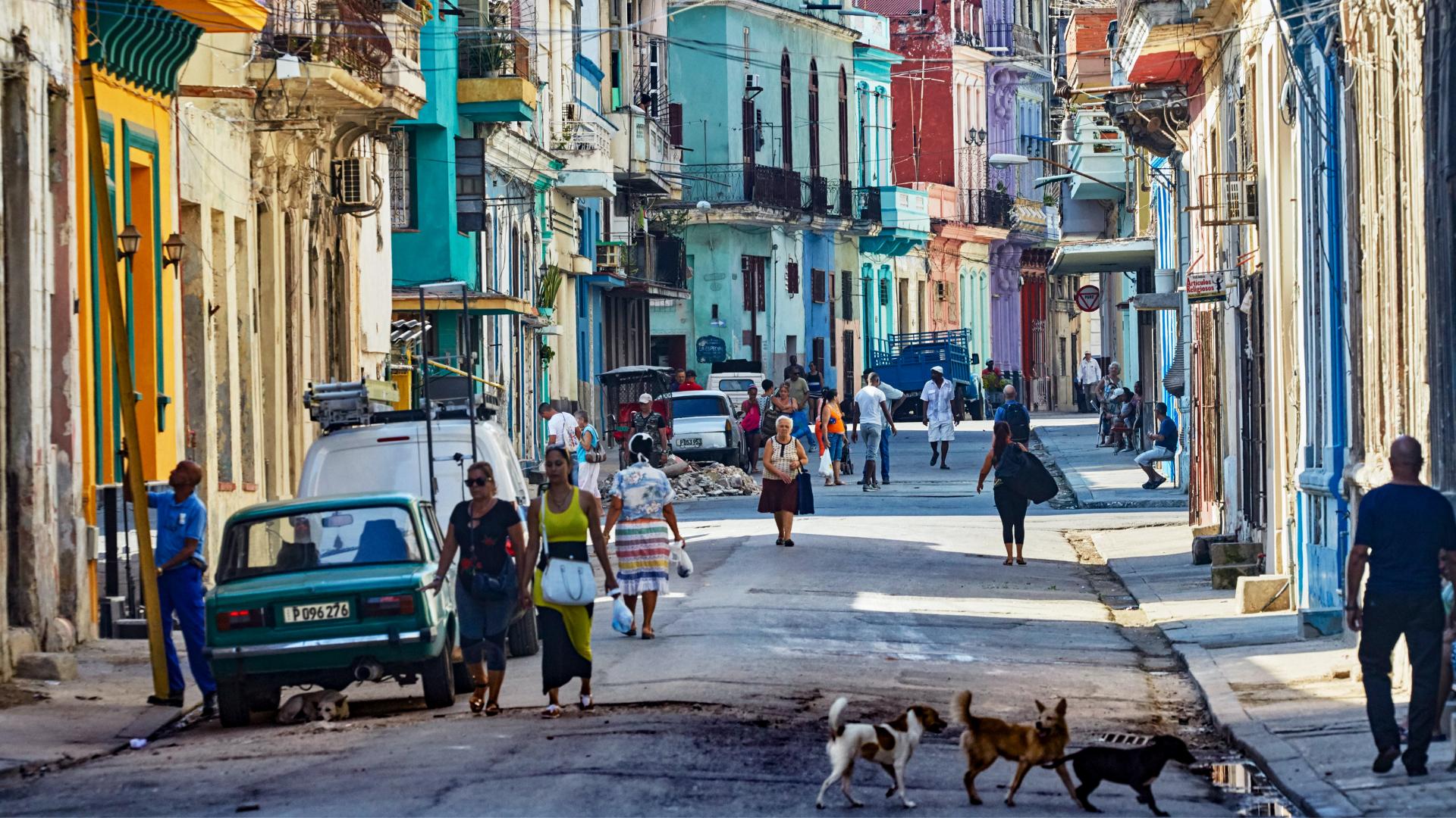 Prezenty dla Kubańczyków i dlaczego jestem temu przeciwna.