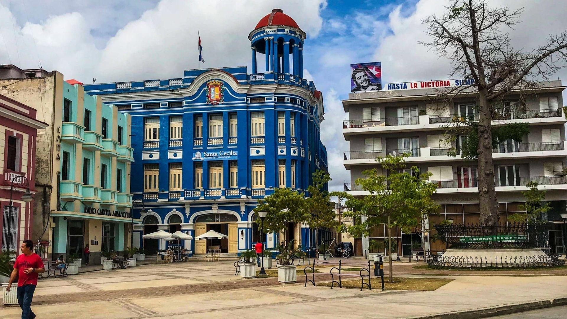 Miasto labirynt. Poznajcie historię Camagüey