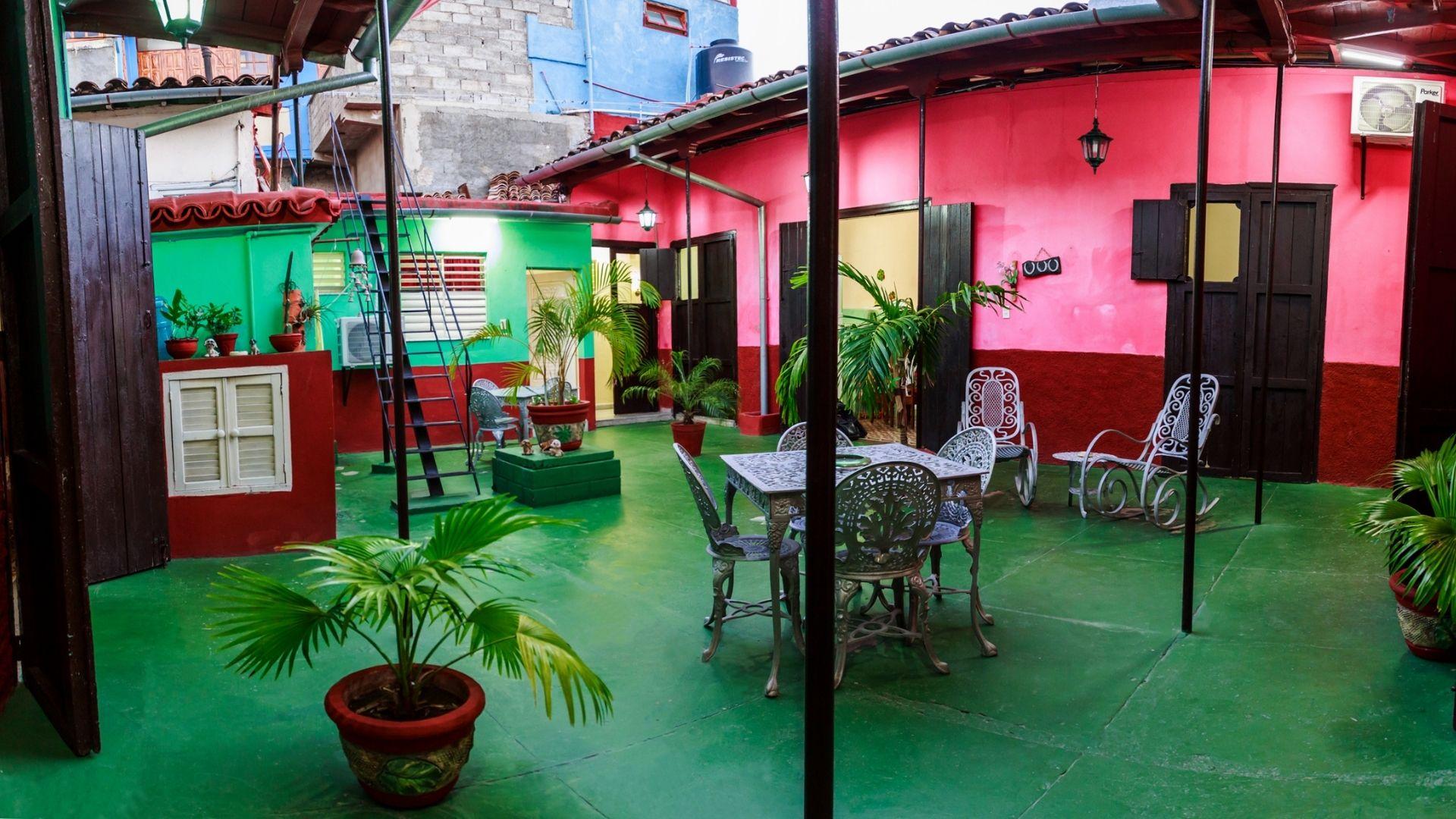 Możesz u nas zarezerwować sprawdzone pokoje na Kubie