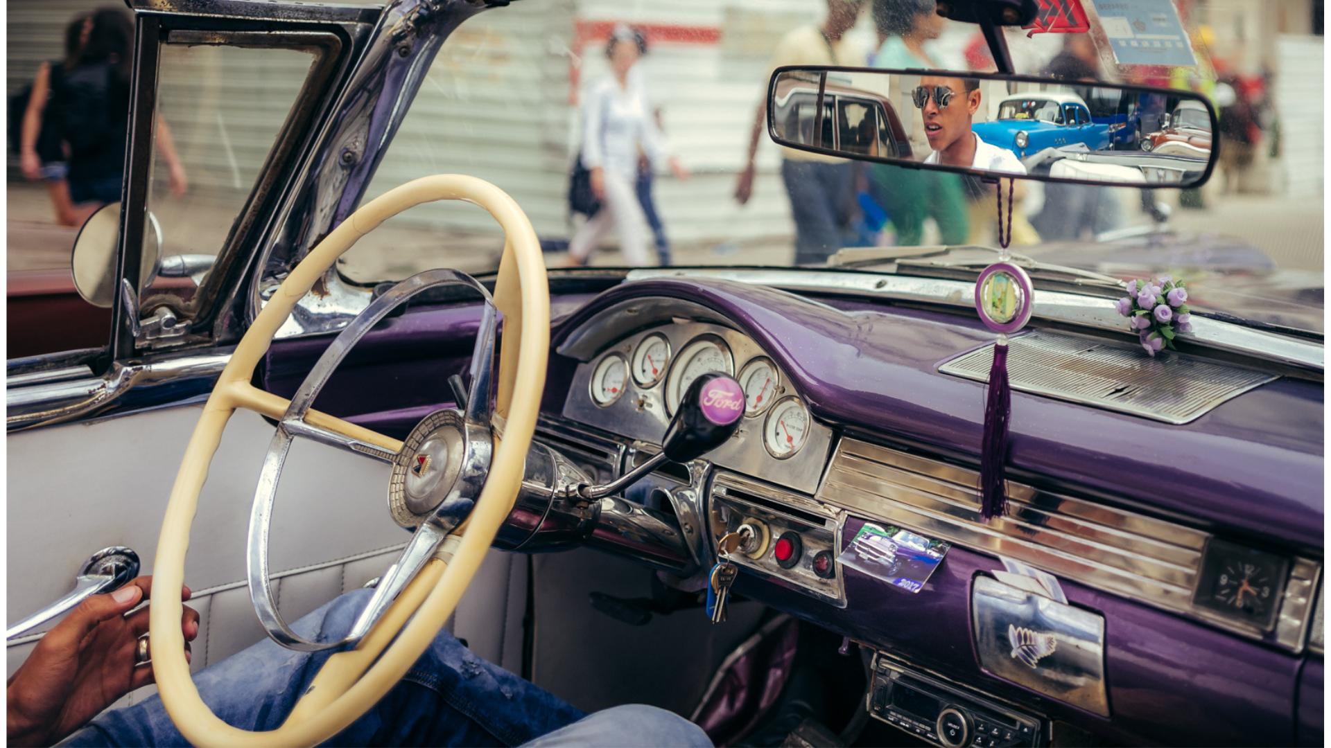 Zorganizujemy Ci transport na Kubie