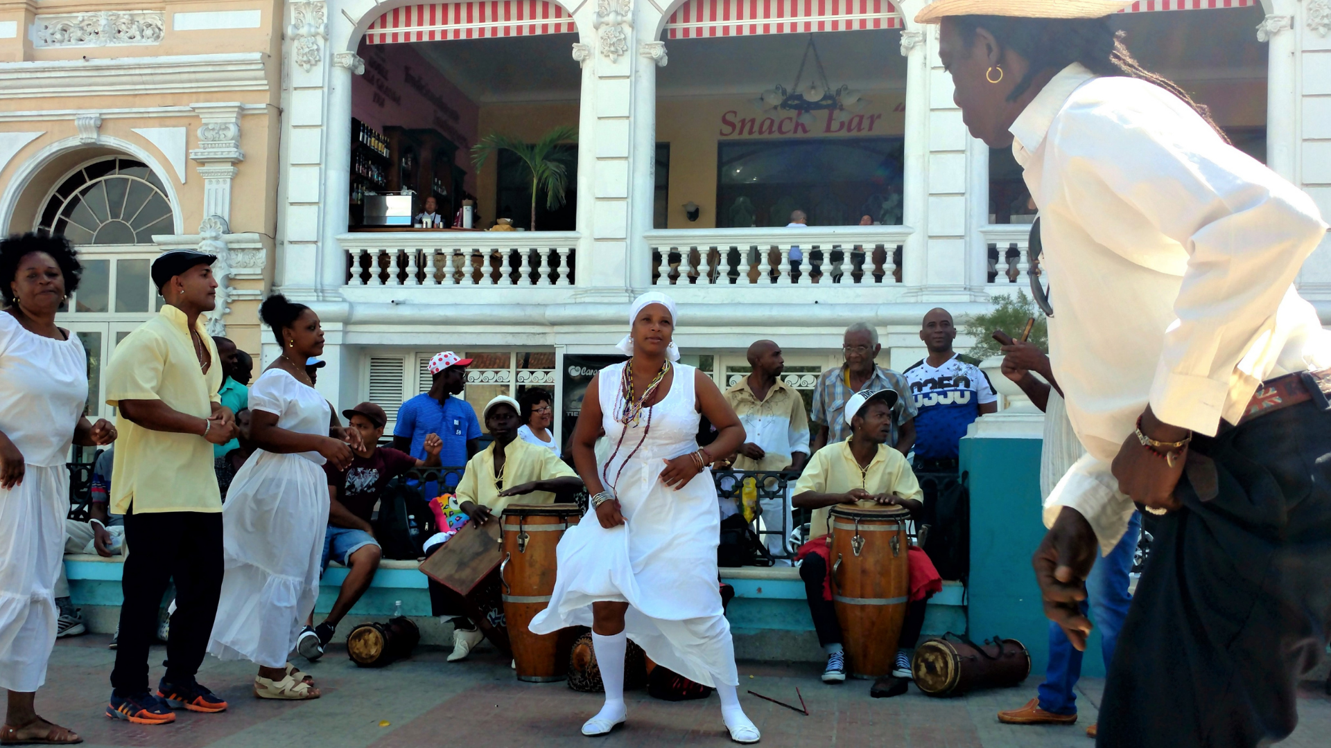 Salsa Salsita – Warsztaty taneczne na Kubie